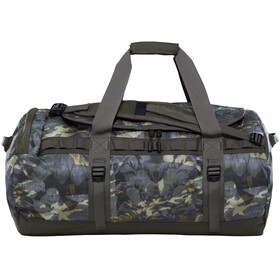 The North Face Base Camp Duffel M English Green Tropical Camo/New Taupe Green